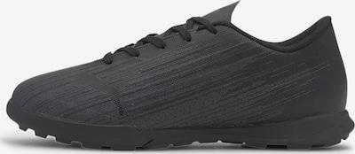PUMA Fußballschuh in grau / schwarz, Produktansicht
