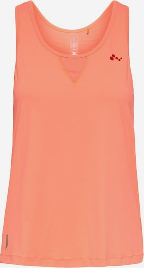ONLY PLAY T-shirt fonctionnel en orange, Vue avec produit