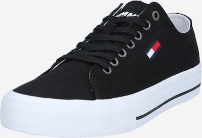 Tommy Jeans Sneaker in navy / rot / schwarz / weiß, Produktansicht