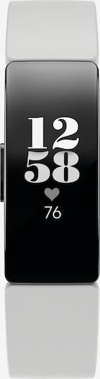 FitBit Sportuhr in schwarz / weiß, Produktansicht