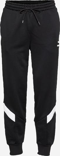 PUMA Nohavice - čierna / biela, Produkt