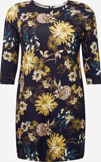 ABOUT YOU Curvy Kleid 'Liddy' in mischfarben / schwarz, Produktansicht