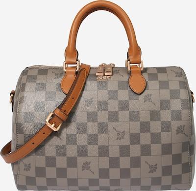 JOOP! Handtasche 'Aurora' in karamell / grau / dunkelgrau, Produktansicht