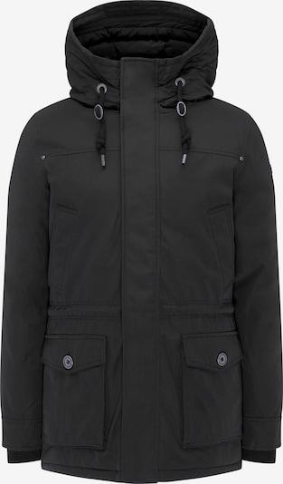 DreiMaster Klassik Winterparka in de kleur Zwart, Productweergave
