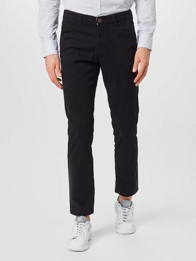 Kelnės 'IROY DAVE' iš JACK & JONES , spalva - juoda, Modelio vaizdas