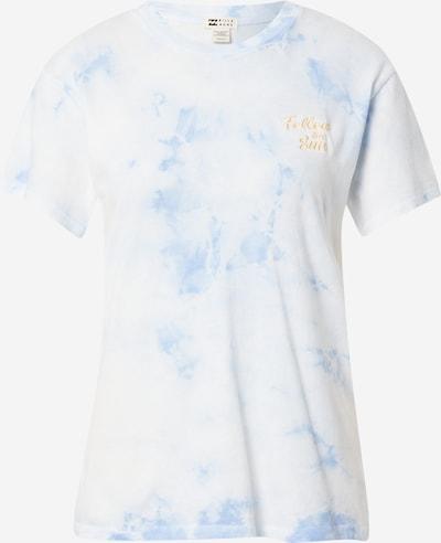 BILLABONG Majica 'TAKE A TRIP' u svijetloplava / žuta / bijela, Pregled proizvoda