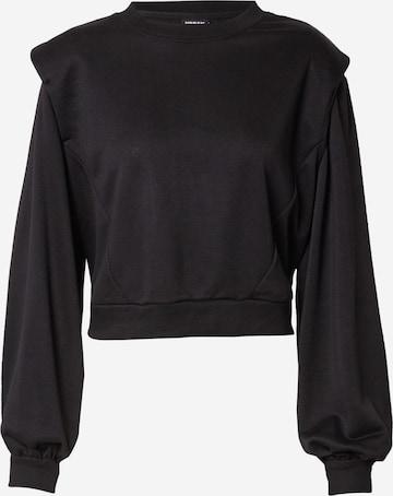 Urban Classics Sweatshirt i svart