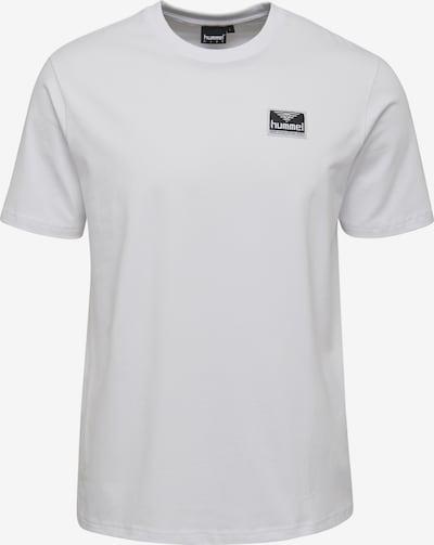 hummel hive T-Shirt in schwarz / weiß, Produktansicht