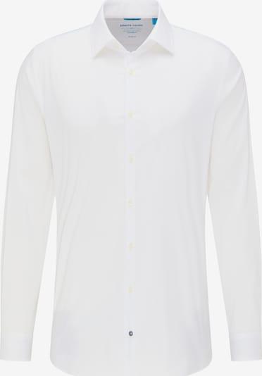 PIERRE CARDIN Basic Hemd 'futureflex' in weiß, Produktansicht