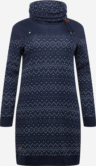 Ragwear Plus Vestido 'CHLOE' en navy / azul claro, Vista del producto