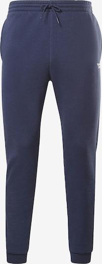 Reebok Sport Hose in blau, Produktansicht