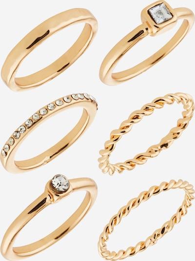 sweet deluxe Anillo 'Cara' en oro, Vista del producto