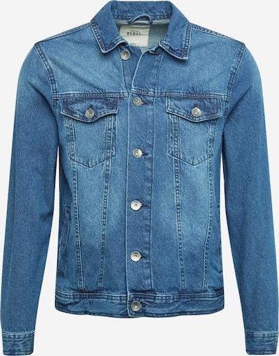 Redefined Rebel Prehodna jakna 'Marc' | modra barva, Prikaz izdelka