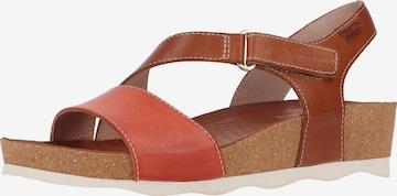 PIKOLINOS Sandale in Rot