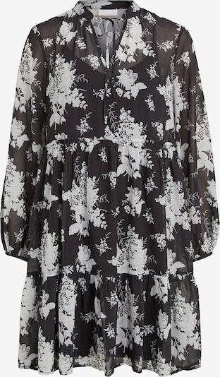 VILA Blousejurk in de kleur Zwart / Wit, Productweergave