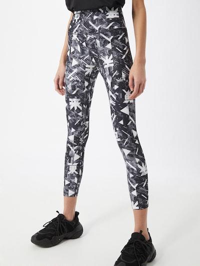 ASICS Sportovní kalhoty 'Future Tokyo' - šedá / grafitová / bílá, Model/ka