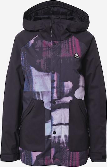 BURTON Outdoorová bunda - modrá / fialová / čierna, Produkt