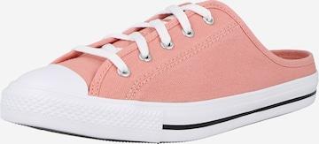 CONVERSE Madalad ketsid 'Chuck Taylor All Star', värv roosa