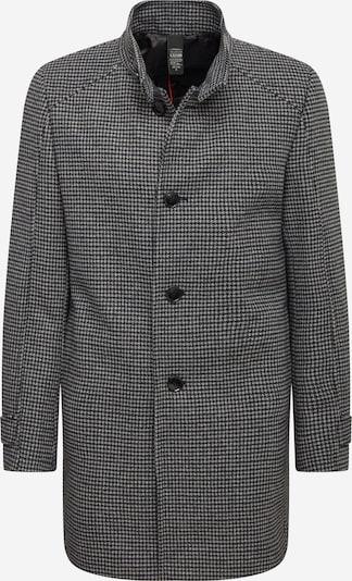 s.Oliver BLACK LABEL Mantel in beige / dunkelblau / dunkelbraun, Produktansicht