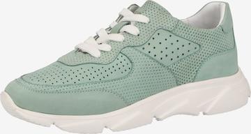 SANSIBAR Sneakers in Green