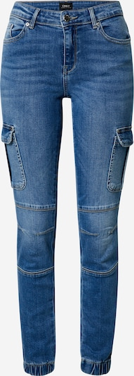 Only (Tall) Cargo jeans 'MISSOURI' in blue denim, Item view