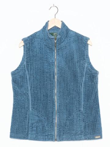 Woolrich Vest in XL in Blue