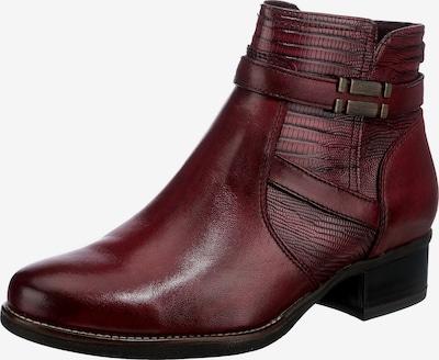 TAMARIS Klassische Stiefeletten in rot, Produktansicht