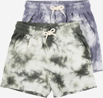 Cotton On Shorts 'HENRY' in khaki / helllila / weiß, Produktansicht