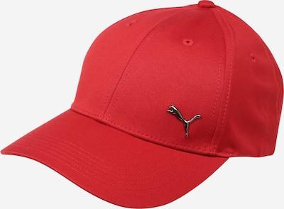 PUMA Casquette de sport en rouge, Vue avec produit