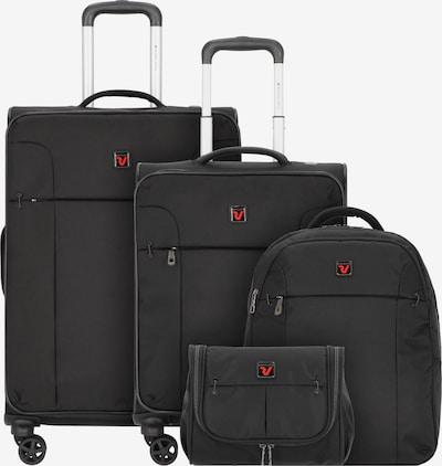 Roncato Kofferset in schwarz, Produktansicht