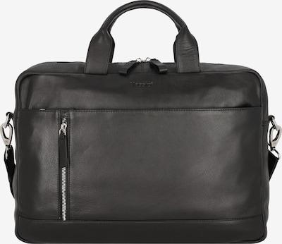 Alassio Document Bag 'Tiber' in Black, Item view