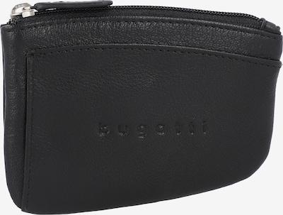 bugatti Schlüsseletui in schwarz, Produktansicht