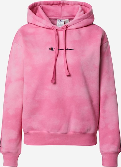 Champion Authentic Athletic Apparel Sweatshirt in Pink / Light pink / Black, Item view