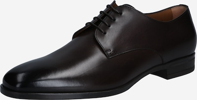 BOSS Šnurovacie topánky 'Kensington' - tmavohnedá, Produkt
