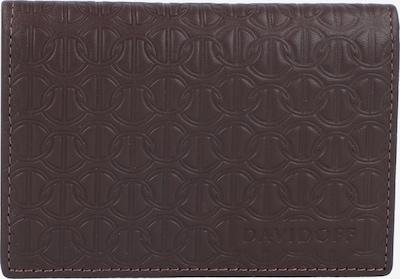 Davidoff Zino Kreditkartenetui Leder 10,5 cm in braun, Produktansicht