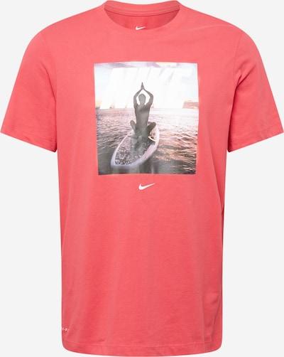 NIKE Sporta krekls jauktu krāsu / rozā, Preces skats