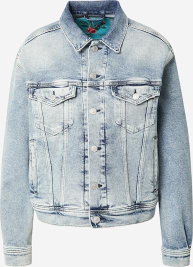 REPLAY Jacke in blue denim, Produktansicht