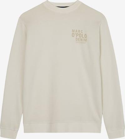 Marc O'Polo DENIM Sweatshirt in gelb / taupe, Produktansicht