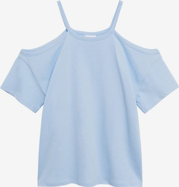 MANGO TEEN T-Shirt 'PALERMO' in Blau