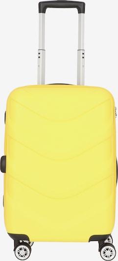 Stratic Trolley in de kleur Geel / Zwart, Productweergave