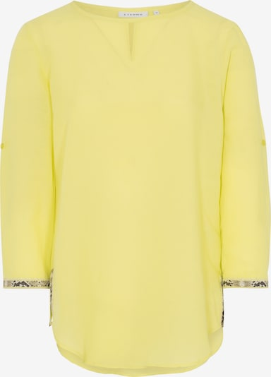 ETERNA Bluse in gelb, Produktansicht