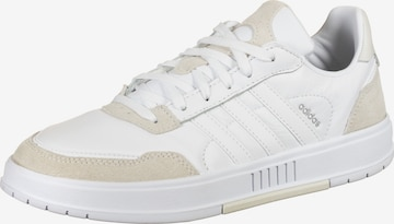 ADIDAS PERFORMANCE Athletic Shoes 'Courtmaster' in White