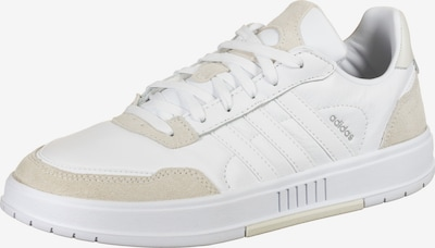 ADIDAS PERFORMANCE Sportschuh 'Courtmaster' in beige / weiß, Produktansicht