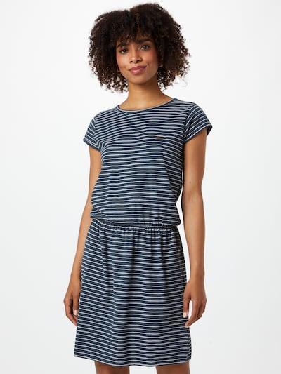 Alife and Kickin Summer Dress 'Shanna' in Dark blue / White, View model