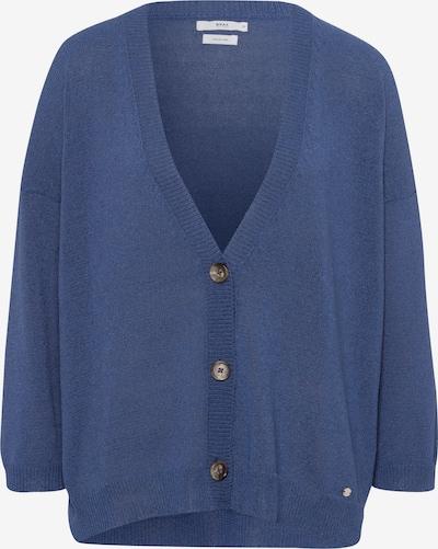 BRAX Strickjacke 'Alicia' in blau / braun, Produktansicht