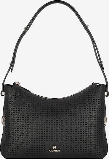 AIGNER Schultertasche 'Milano' in schwarz, Produktansicht