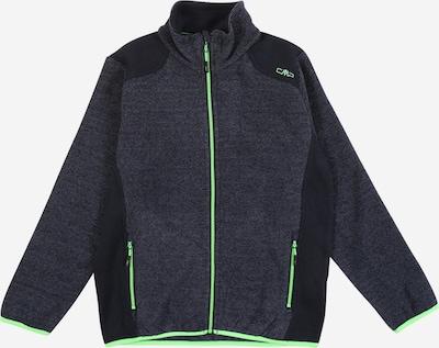 Funkcinis flisinis džemperis iš CMP , spalva - tamsiai mėlyna / juoda, Prekių apžvalga
