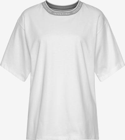 Herrlicher T-Shirt in weiß, Produktansicht