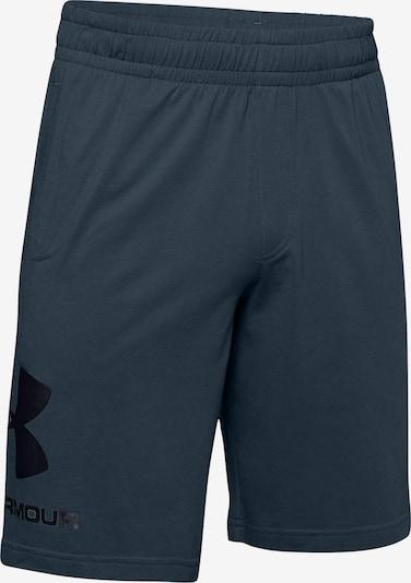 UNDER ARMOUR Sportbroek in de kleur Marine, Productweergave