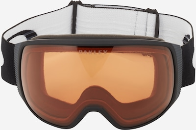 OAKLEY Sportbril 'Flight Tracker' in de kleur Sinaasappel / Zwart, Productweergave